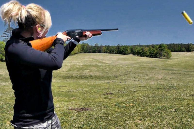 Flying Target Shooting -...for Seniors