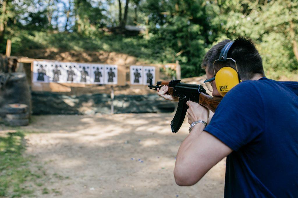 Extreme Shooting - Real Guns Experience 📍 Krakow