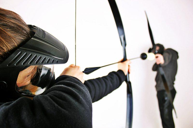 Archery Battle -...for School Kids