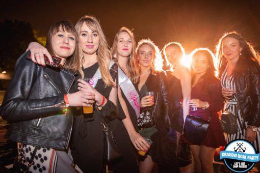Boat Party Krakow, Bumper Ball Experiences