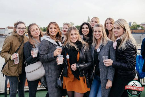 Warsaw Boat Party, Bumper Ball Experiences