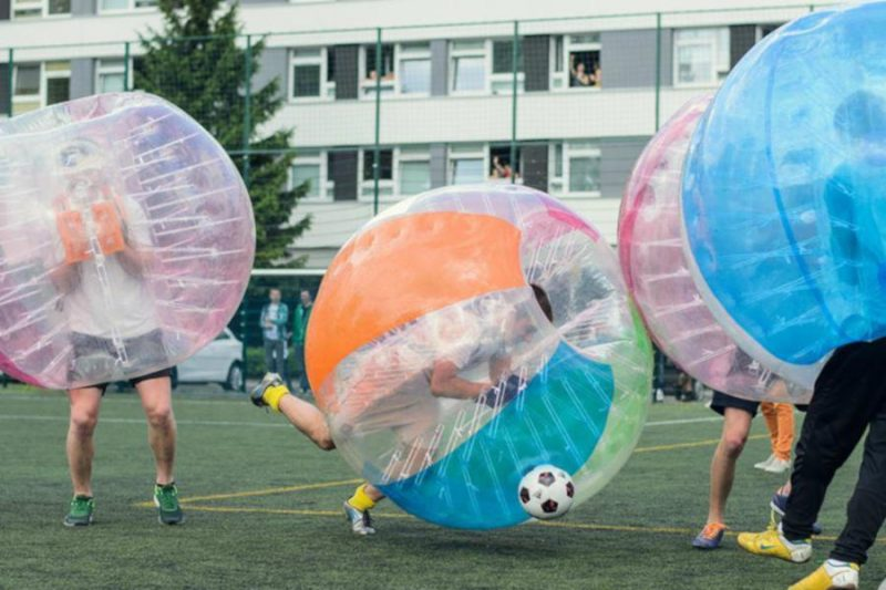 Bubble Football - Things to do in Krakow for Men