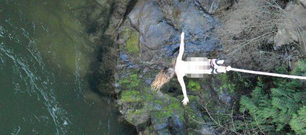 Bungee Jumping Naked, Bumper Ball Krakow