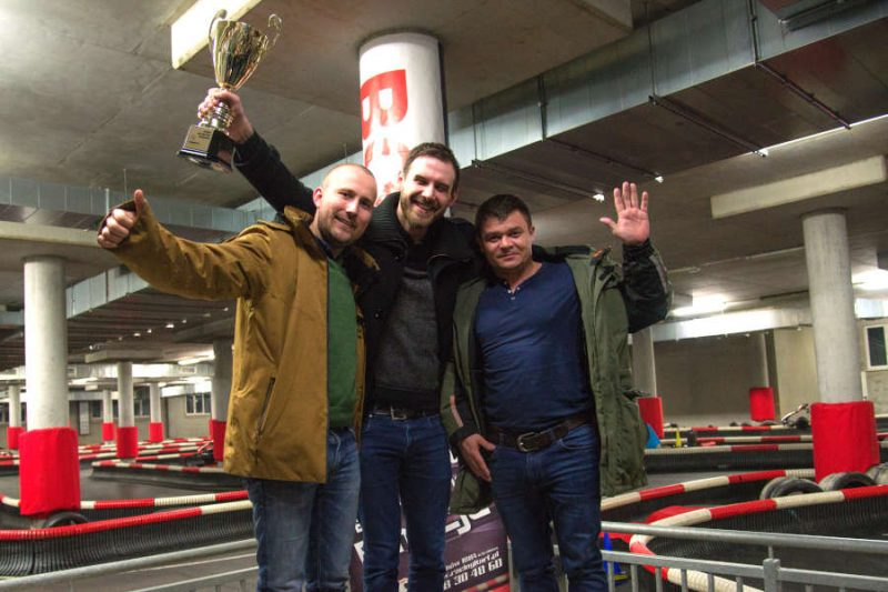 Go-Karting Tournament, Team Building Krakow, Bumper Ball Experiences
