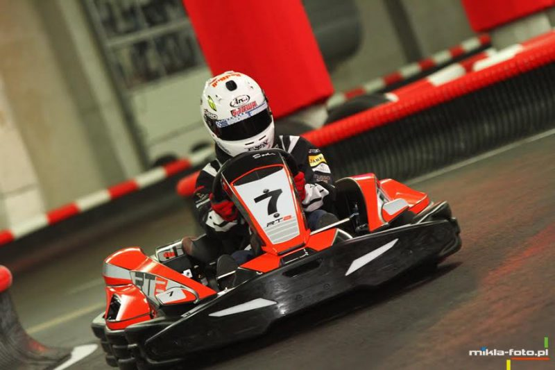 Go-Karting Race - Speed on