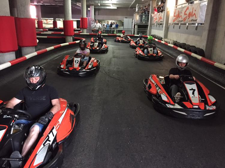 Go-Karting - Race with Your Friends on the Top Track in Krakow