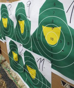 Guns Shooting Competition in Krakow, Bumper Ball Experiences