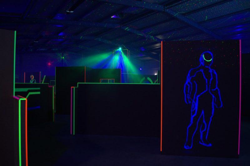 Laser Guns Battle -...for School Kids
