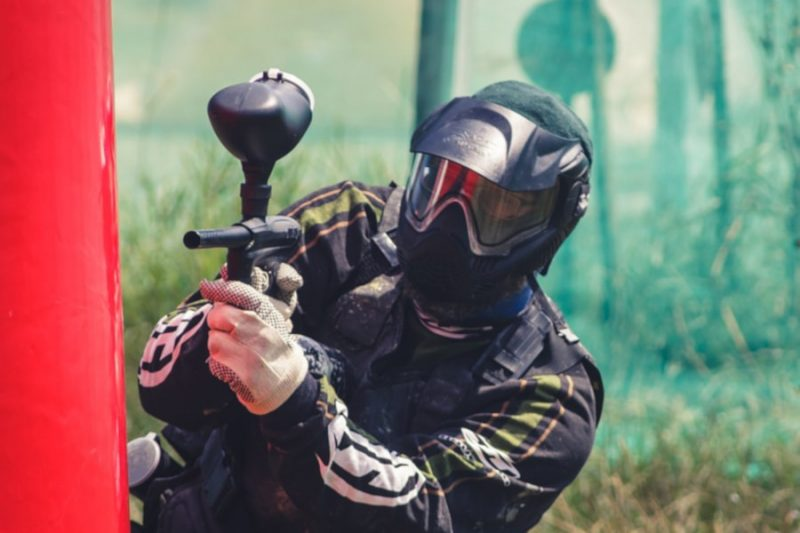 Paintball in Krakow