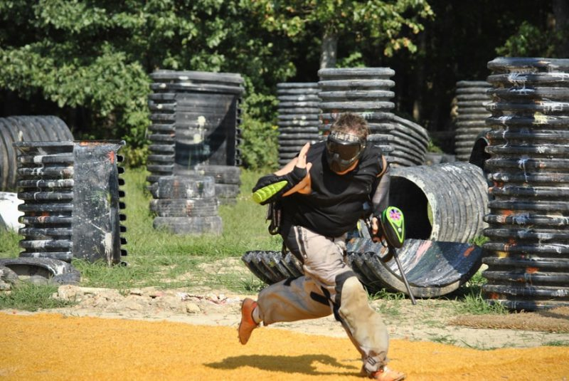 Paintball - Active & Adrenaline things to do in Krakow