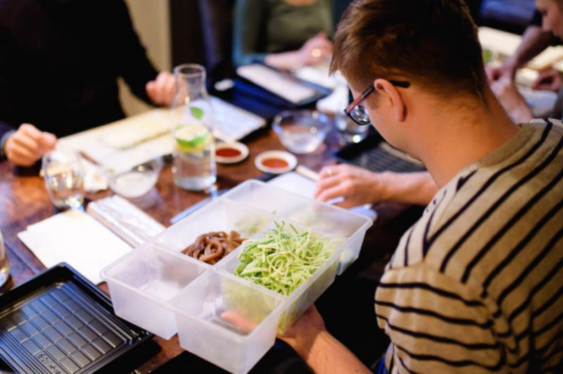 Sushi Workshop in Krakow