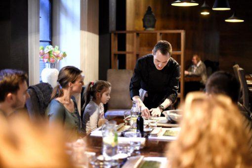 Sushi Workshop in Krakow