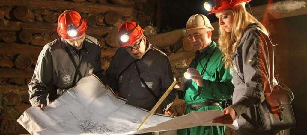 wieliczka salt miner - bumper ball experiences krakow
